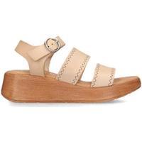 Zapatos Mujer Sandalias Moussecloud MONKI Natural