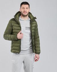 textil Hombre Plumas Superdry CLASSIC FUJI PUFFER JACKET Negro