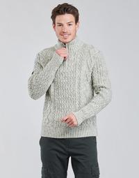 textil Hombre Jerséis Superdry JACOB HENLEY Gris