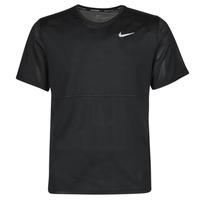textil Hombre Camisetas manga corta Nike  Negro