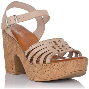 Zapatos Mujer Sandalias Emmshu KATYA BEIG