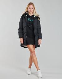 textil Mujer Abrigos Roxy STORM WARNING Negro