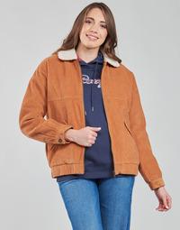 textil Mujer cazadoras Roxy READY TO GO COR Marrón