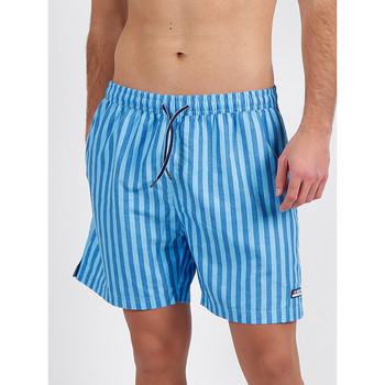 textil Hombre Bañadores Admas For Men Pantalones cortos de natación Rayas Antonio Miro azul Admas Azul