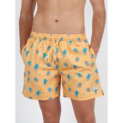 textil Hombre Bañadores Admas For Men Pantalones cortos de baño Cactus Mr Wonderful naranja Admas Naranjaange