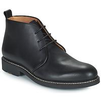 Zapatos Hombre Derbie Pellet MIRAGE Negro