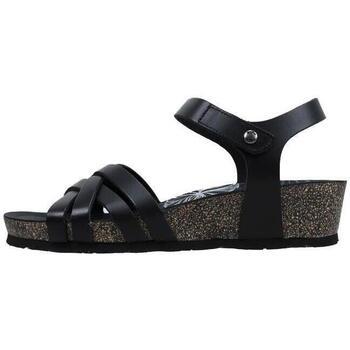 Zapatos Mujer Sandalias Panama Jack  Negro