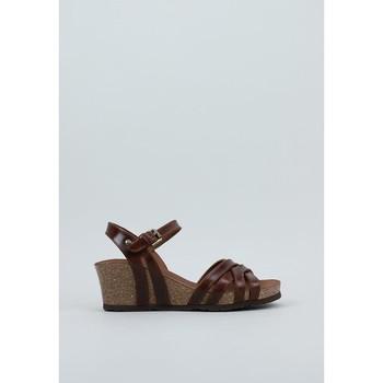 Zapatos Mujer Sandalias Panama Jack  Marrón
