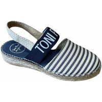 Zapatos Mujer Sandalias Toni Pons TOPEIVI-RTPmari blu