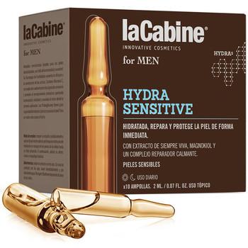 Belleza Hombre Hidratantes & nutritivos La Cabine For Men Ampollas Hydra Sensitive  10 x 2 ml