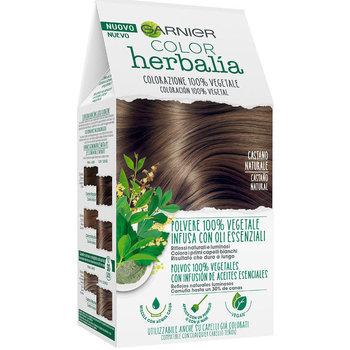 Belleza Mujer Tratamiento capilar Garnier Herbalia Color 100% Vegetal castaño Natural 1 u