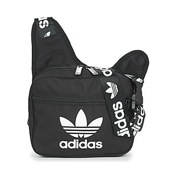 Bolsos Bolso pequeño / Cartera adidas Originals AC SLING BAG Negro