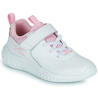 Zapatos Niña Zapatillas bajas Reebok Sport RUSH RUNNER Blanco / Rosa