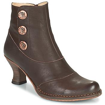 Zapatos Mujer Botines Neosens ROCOCO Marrón