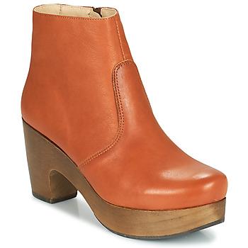 Zapatos Mujer Botines Neosens ST LAURENT Marrón