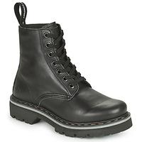 Zapatos Botas de caña baja Art MARINA Negro
