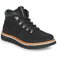 Zapatos Botas de caña baja Art TORONTO Negro