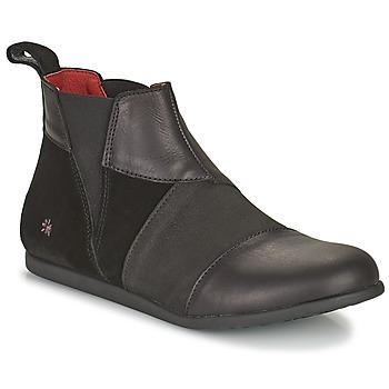 Zapatos Mujer Botas de caña baja Art LARISSA Negro