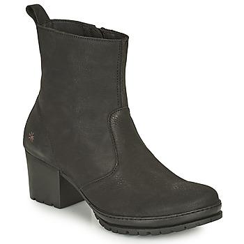 Zapatos Mujer Botines Art CAMDEN Negro