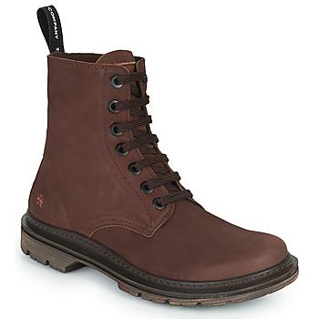 Zapatos Botas de caña baja Art BIRMINGHAM Marrón