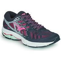 Zapatos Mujer Running / trail Mizuno WAVE ULTIMA 11 Azul / Rosa