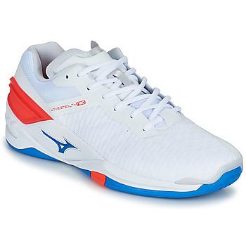 Zapatos Hombre Sport Indoor Mizuno STEALTH NEO Blanco / Azul