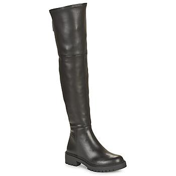 Zapatos Mujer Botas urbanas Unisa GINKO Negro