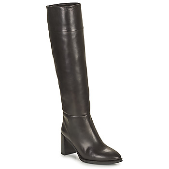 Zapatos Mujer Botas urbanas Unisa USOLA Negro