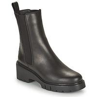 Zapatos Mujer Botas de caña baja Unisa JOSTO Negro