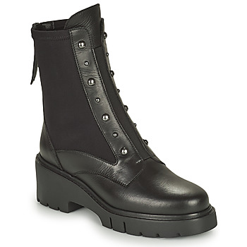 Zapatos Mujer Botas de caña baja Unisa JARBE Negro
