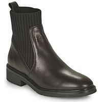 Zapatos Mujer Botas de caña baja Unisa ELLEN Negro