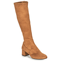 Zapatos Mujer Botas urbanas Unisa LARTI Camel