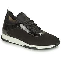 Zapatos Mujer Zapatillas bajas Unisa FONTS Negro