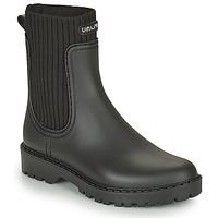 Zapatos Mujer Botas de agua Unisa AYNAR Negro