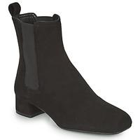 Zapatos Mujer Botines Unisa GUSO Negro