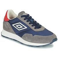 Zapatos Hombre Zapatillas bajas Umbro KARTS Gris / Azul