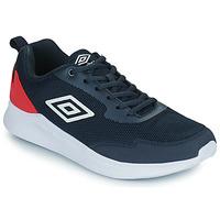 Zapatos Hombre Zapatillas bajas Umbro LAGO Azul / Rojo
