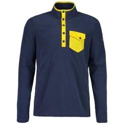 textil Camisetas manga larga Maloja Severinm. spicy ginger Azul