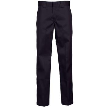textil Hombre pantalones con 5 bolsillos Dickies WORK PANT Negro