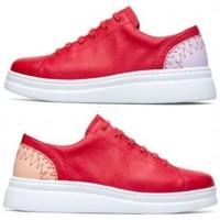 Zapatos Mujer Zapatillas bajas Camper ZAPATILLA  LINEA TWINS Rojo