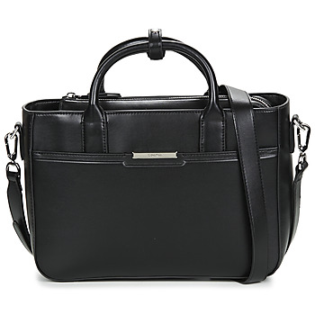 Bolsos Mujer Bolso Calvin Klein Jeans FOCUSED TOTE MD Negro