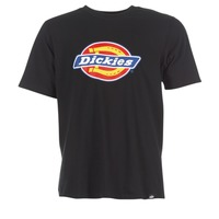 textil Hombre camisetas manga corta Dickies HORSESHOE Negro