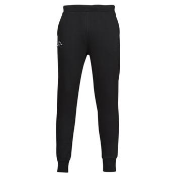 textil Hombre Pantalones de chándal Kappa ZANT Negro