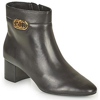 Zapatos Mujer Botines Lauren Ralph Lauren WYNNIE Negro