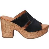 Zapatos Mujer Zuecos (Mules) Tarke SANDALIAS KAOLA- 893 SEÑORA NEGRO Noir