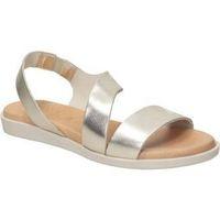 Zapatos Mujer Sandalias Tarke SANDALIAS KAOLA- 915 SEÑORA PLATINO Doré