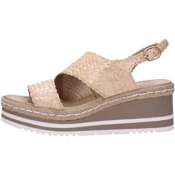 Zapatos Mujer Sandalias Pon´s Quintana 8382.000 Multicolore