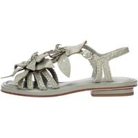 Zapatos Mujer Sandalias Pon´s Quintana 9273.000 Multicolore