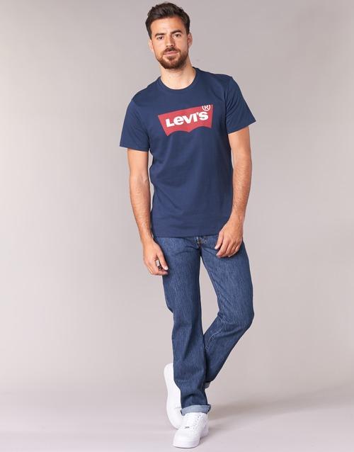 textil Hombre Vaqueros rectos Levi's 501® Levi's®ORIGINAL FIT Azul