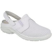 Zapatos sector sanitario  Luisetti 0036.2MENORCA CR BLANCO